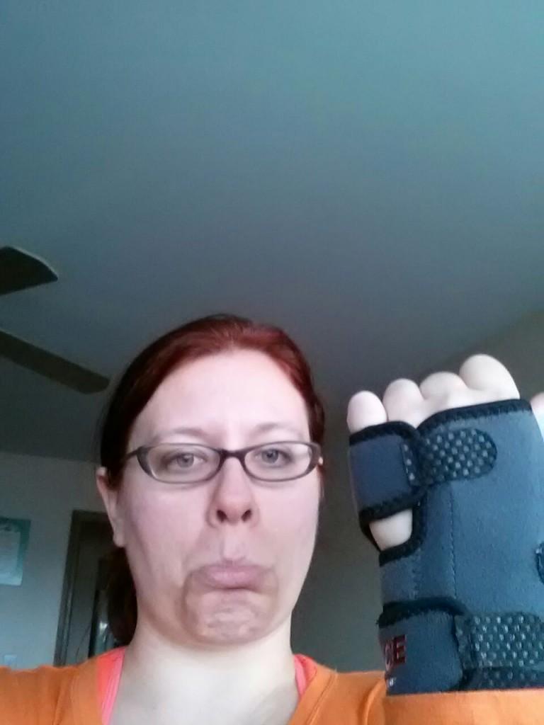 injury prone