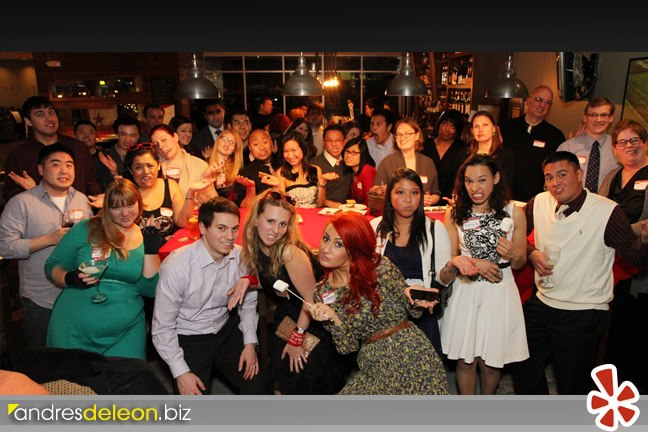 Yelp events with elite yelpers