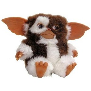 stuffed gizmo doll