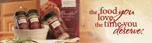 Tastefully Simple Products