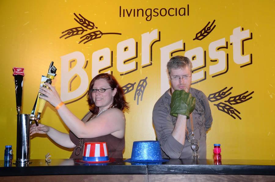 Living Social Beer Fest