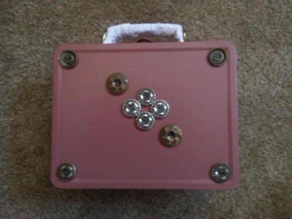 steampunk lunchbox