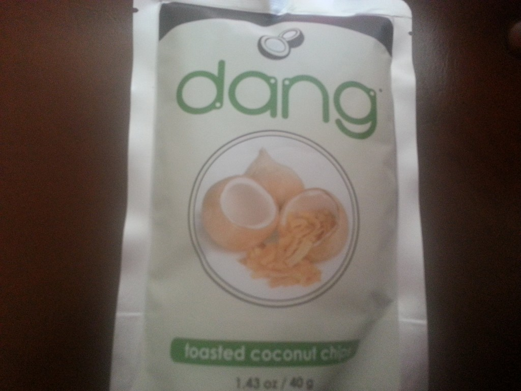Dang Toasted Coconut