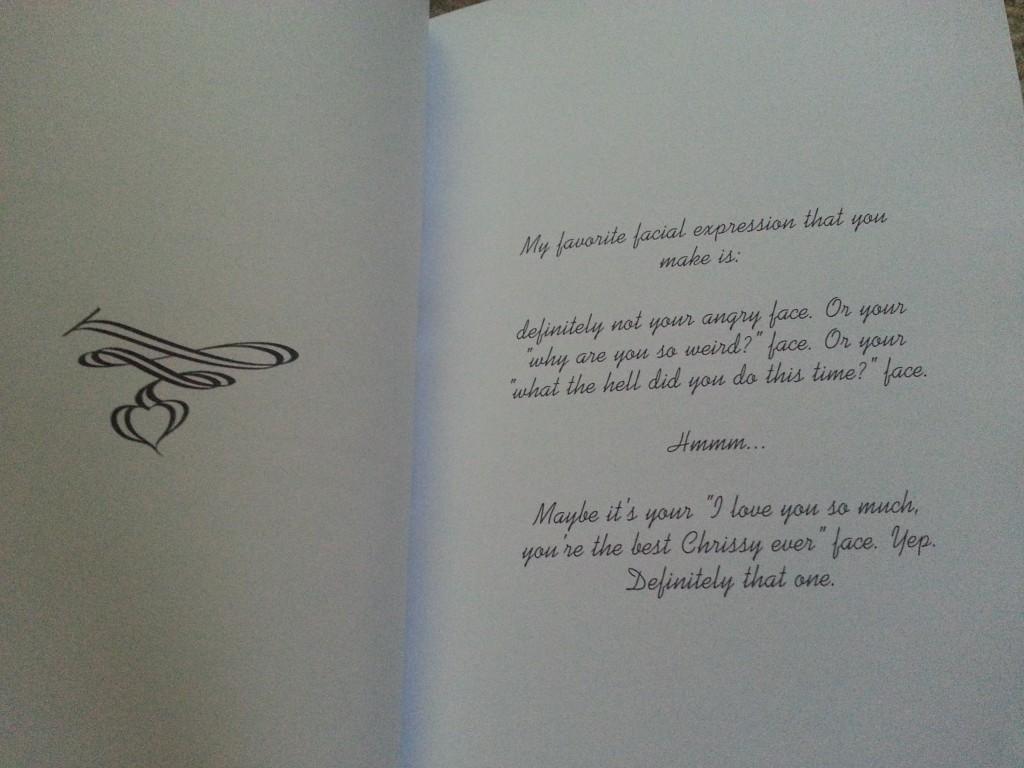 Heartfelt Books long response questions