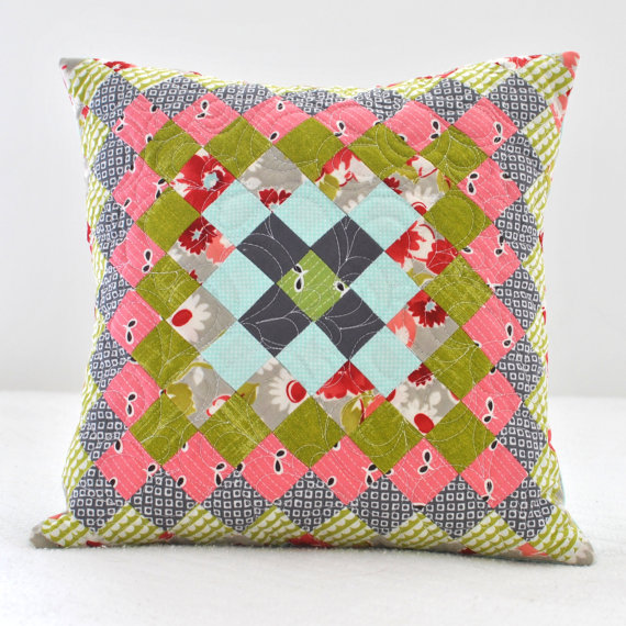 The girl who quilts