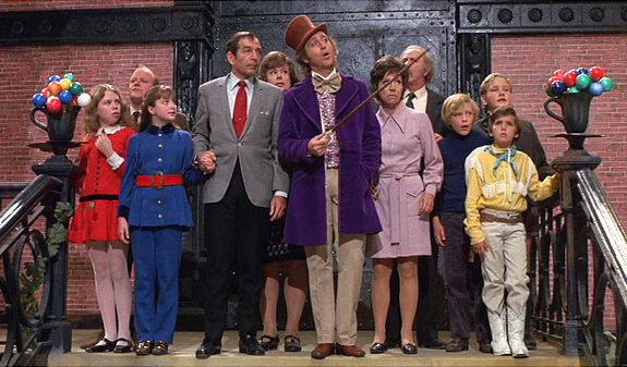 Willy Wonka Tour