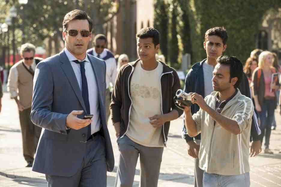 Jon Hamm in Million Dollar Arm