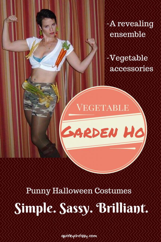 DIY Garden Ho Costume