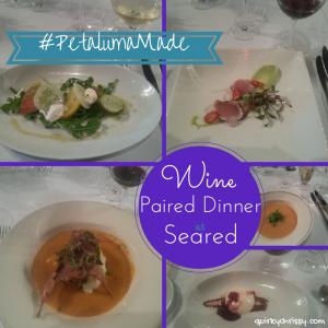 #PetalumaMade Wine Paired Dinner