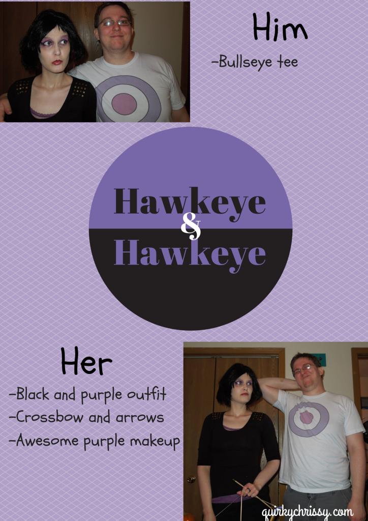 Hawkeye and Hawkeye