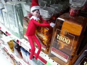 Meredelf Grey loves tequila