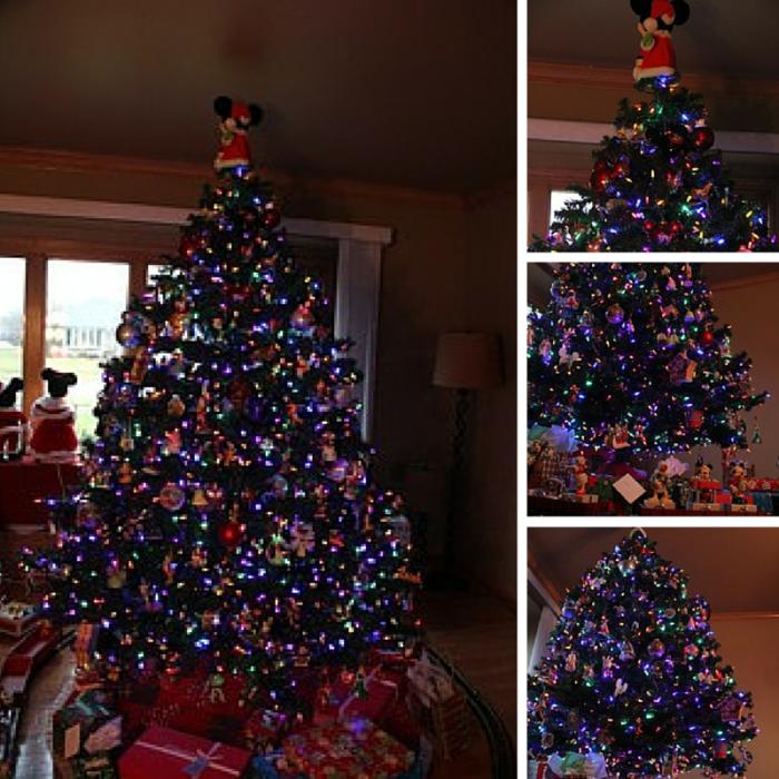 Disney Tree (2)