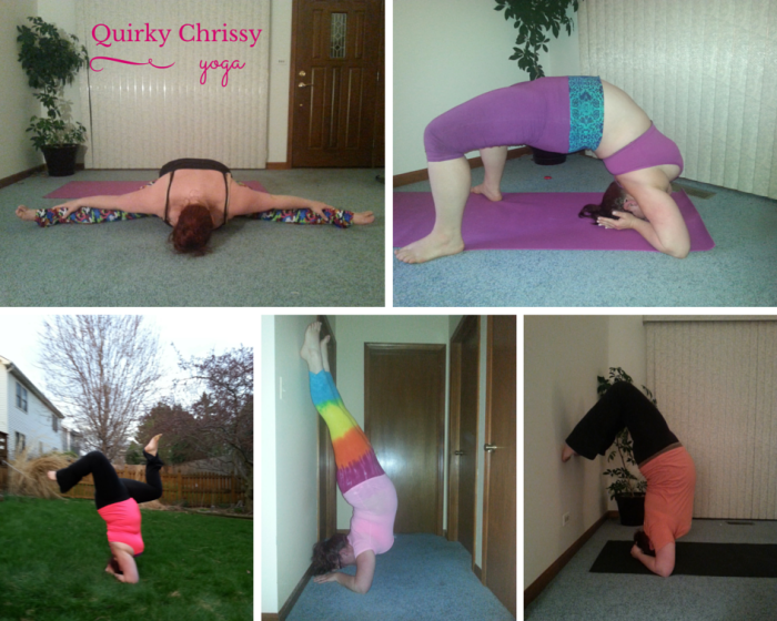 Quirky Chrissy Yoga