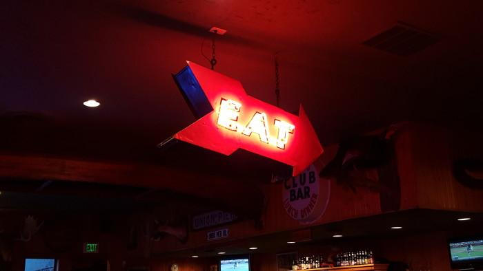Eating in Michigan