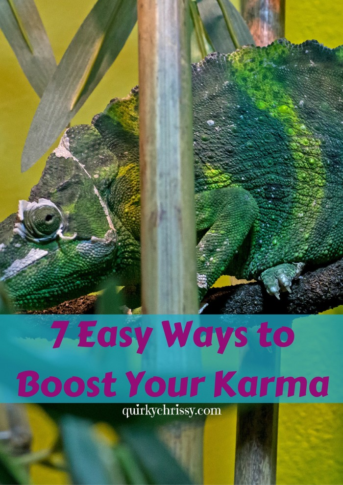 7 Easy Ways to Boost Your Karma