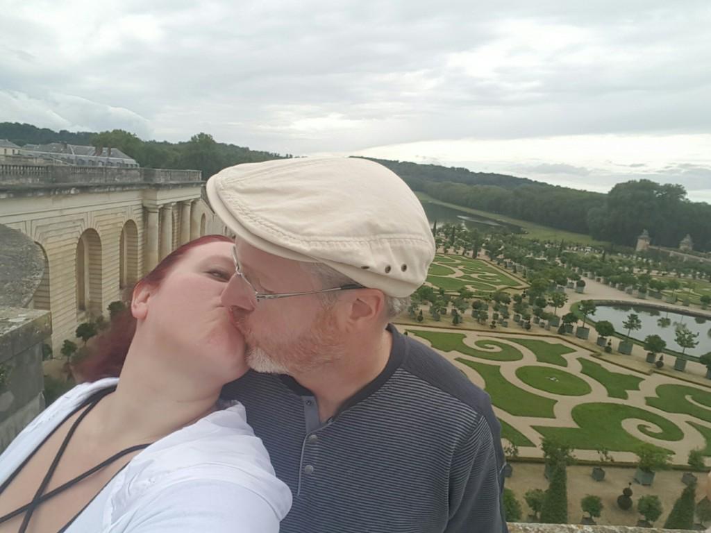 Honeymoon at versaille