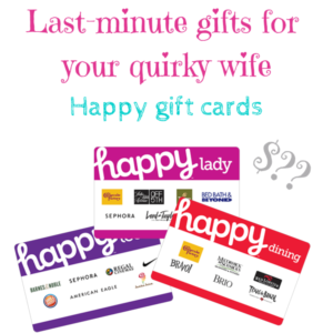 Last-minutes gifts for quirky wife_ gift cards