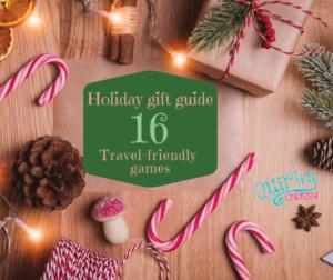 Gamer Gift Guide Travel friendly games