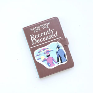Handbook for the Recently Deceased kindle cover