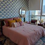 HomeGoods Hideout Chicago Bedroom