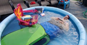 GISH Underwater camping